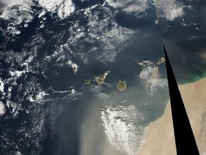 MODIS/Aqua Canarias