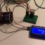 Pequeña estación meteorológica con Arduino