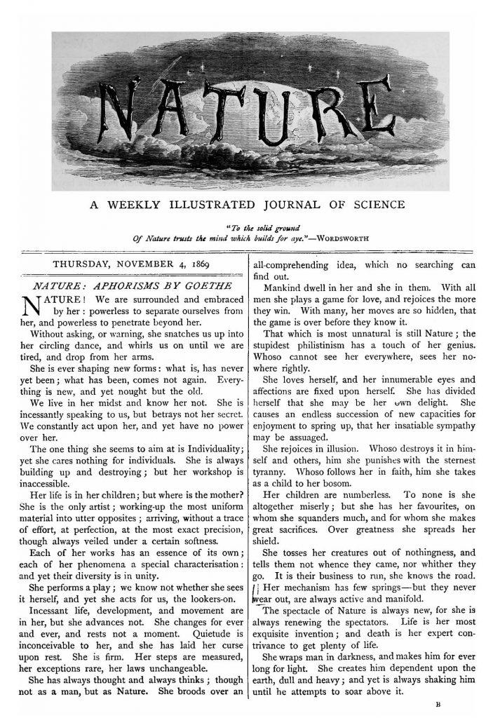 artículo científico